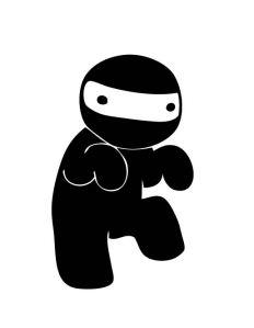 the_sneaky_ninja_by_kirillee-d2m052r