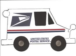 Mail-truck