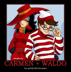 carmen and waldo
