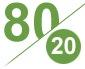 Pareto 80-20