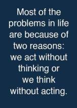 ActingThinking