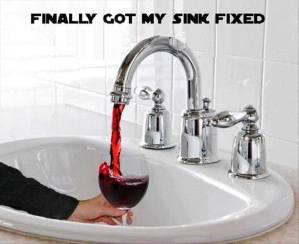 SinkFixedWineSkip Covington