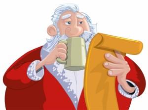 santa-coffee