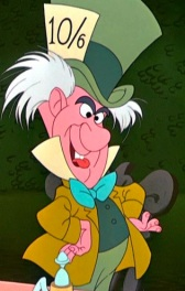 Click for source of Walt Disney's Mad Hatter