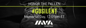 A little background/links to more, & reminders to observe a silent moment to honor those who lost their lives protecting ours. 3:00pm local (National Moment of Remembrance), and/or together as a nation at 12:01pm Eastern (IAVA - Iraq and Afghanistan Veterans Of America).